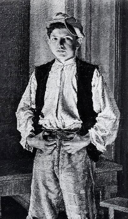 Opere di Brancaleone Cugusi da Romana: Il muratorello (1938-1940)