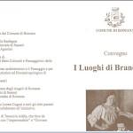 Convention The places of Brancaleone Cugusi da Romana