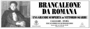 Exmà exhibition of Brancaleone Cugusi da Romana