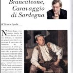 Art critic Vittorio Sgarbi says: Brancaleone is Caravaggio of Sardinia