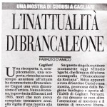 The irrelevance of Brancaleone